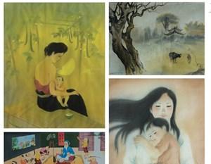 Tuần lễ trưng bày các tác phẩm của 2 họa sĩ Mai Long và Trương Văn Ý