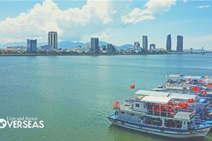 Đà Nẵng được bình chọn là 1 trong 10 địa danh đáng sống nhất thế giới