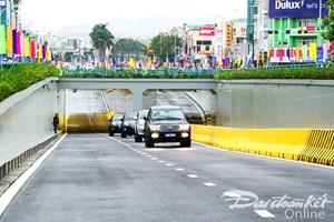 Đà Nẵng: Khánh thành nút giao thông phục vụ APEC 2017