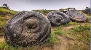 Những tảng đá biết di chuyển