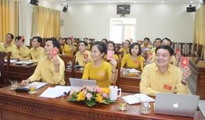 Ủy ban MTTQ tỉnh Nghệ An đại hội Chi bộ nhiệm kỳ 2020 - 2025