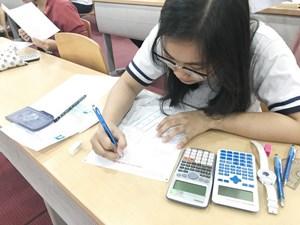 Đại học quốc gia TP HCM công bố bài thi mẫu đánh giá năng lực