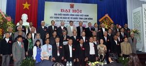 Đại hội Người Công giáo tỉnh Lâm Đồng lần thứ VI