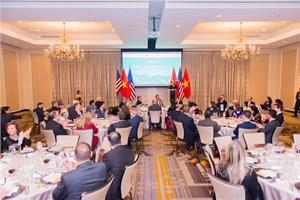 Đại sứ quán Việt Nam tại Hoa Kỳ chiêu đãi chào mừng quan hệ Đối tác Toàn diện Việt Nam - Hoa Kỳ