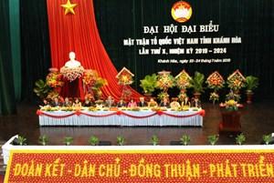 Phát huy sức mạnh đại đoàn kết toàn dân tộc, nâng cao chất lượng, hiệu quả hoạt động của MTTQ Việt Nam, vì dân giàu, nước mạnh, dân chủ, công bằng, văn minh (Phần 5)