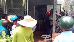 Đắk Lắk: Cặp đôi tử vong bất thường trong chòi rẫy