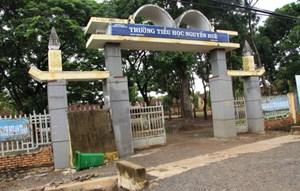 Đắk Nông: 6 nữ sinh tiểu học bị bảo vệ của trường xâm hại tình dục