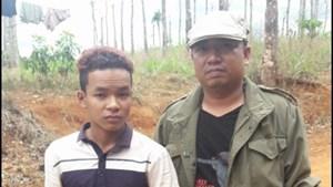 Đắk Nông: Bắt đối tượng bị truy nã sau 1 năm khi lẩn trốn