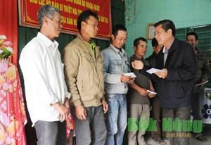 Đắk Nông: Hơn 7 tỷ đồng tặng quàcho các đối tượng chính sách,người nghèo, đồng bào dân tộcthiểu số