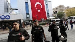Đánh bom ở Thổ Nhĩ Kỳ, 3 binh sĩ thiệt mạng