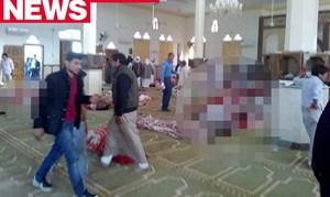 Đánh bom, xả súng ở nhà thờ Ai Cập, ít nhất 235 người chết