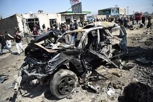 Đánh bom xe tại Afghanistan khiến gần 50 người thương vong
