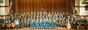 Dàn nhạc Lực lượng Vệ binh Quốc gia LB Nga lưu diễn tại Việt Nam