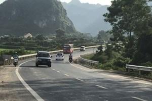 Đầu tư đoạn đường từ cửa khẩu Hữu Nghị - Chi Lăng theo hình thức BOT