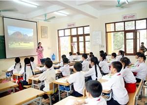 Đẩy mạnh kiểm định chất lượng giáo dục năm học 2017 – 2018