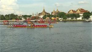 [VIDEO] Thái Lan tổng duyệt chuẩn bị cho ngày lễ của Hoàng Gia
