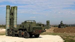 Nga và Thổ Nhĩ Kỳ thảo luận về hợp đồng tên lửa S-400 mới