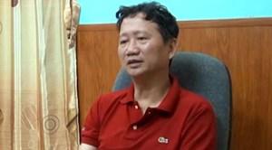 Đề nghị truy tố Trịnh Xuân Thanh tội 'Tham ô tài sản'