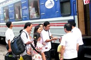 Đề xuất 7 đối tượng được miễn, giảm giá vé đi tàu