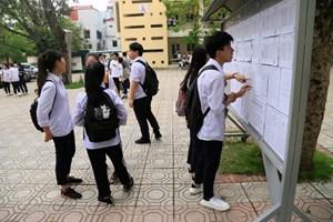 Tuyển sinh đại học, cao đẳng 2020: Chủ động và minh bạch