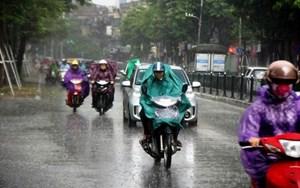Đêm nay, Bắc Bộ sẽ có mưa lớn và gió giật mạnh