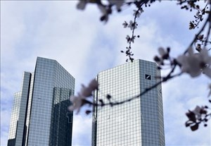 Ngân hàng Đức Deutsche Bank chi tiền dàn xếp cáo buộc tham nhũng
