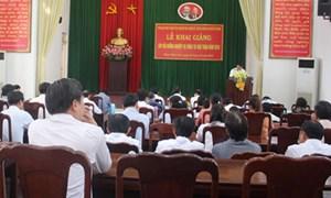 BẢN TIN MẶT TRẬN: Mặt trận Thừa Thiên - Huế khai giảng lớp bồi dưỡng nghiệp vụ công tác Mặt trận năm 2019