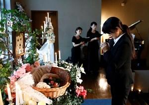 Dịch vụ tang lễ đắt đỏ cho thú cưng