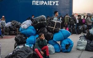 Người di cư tiếp tục dồn vào EU