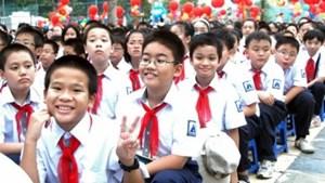 Điểm mới trong tuyển sinhlớp 6 tại Hà Nội