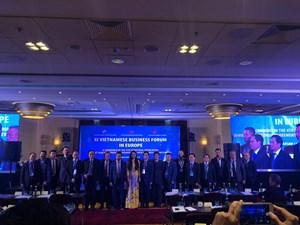Diễn đàn doanh nghiệp Việt kiều châu Âu lần thứ XI