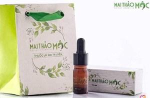 Thu hồi mỹ phẩm Mai Thảo Mộc Nature Cosmetic