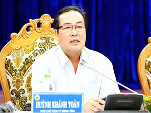 Dính líu vụ bổ nhiệm ông Lê Phước Hoài Bảo, Phó Chủ tịch Quảng Nam bị kỷ luật