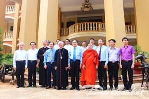 Đồng bào Công giáo sống tốt đời, đẹp đạo đồng hành cùng dân tộc