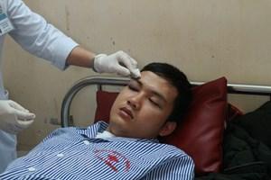 Đối tượng đánh bác sỹ tại Hà Tĩnh có tiền án cố ý gây thương tích