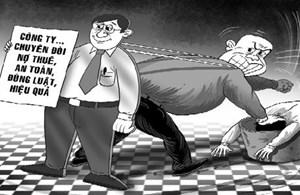 Dịch vụ đòi nợ thuê: Cấm hay quản?