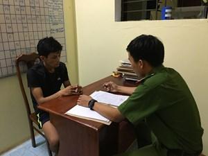 Quảng Nam: Thanh niên tát nữ cán bộ chốt kiểm soát dịch ra đầu thú