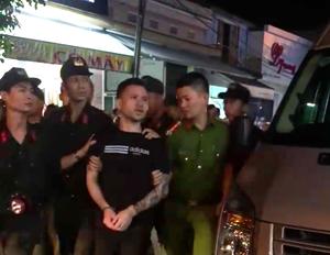 Di lý đối tượng trộm hơn 150 lượng vàng ở Quảng Nam