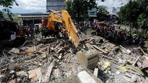 Động đất, đảo Java rung chuyển