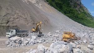 Đồng Nai giảm sản lượng khai thác tại 19 mỏ đá có công suất lớn