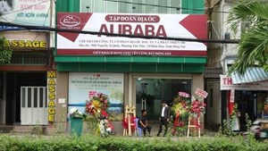 Khởi tố bị can đối với Chủ tịch HĐQT Công ty cổ phần địa ốc Alibaba