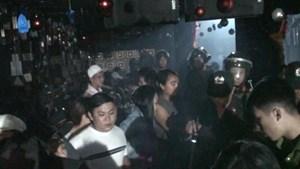 Đột kích quán bar, phát hiện nhiều ngườisử dụng ma túy