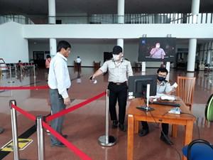 Đà Nẵng: Lập 7 chốt kiểm soát dịch tại cửa ngõ đường bộ