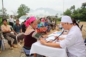 Nâng cao chất lượng chăm sóc sức khỏe cho đồng bào dân tộc