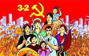 90 năm ngày thành lập Đảng Cộng sản Việt Nam (3/2/1930 - 3/2/2020): 90 năm đất nước nở hoa