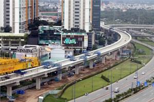 Dự án metro Bến Thành – Suối Tiên: Mới chỉ dừng lại ở 'báo cáo tiến độ'