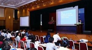 Dự thảo Đề án áp dụng chuẩn mực báo cáo tài chính