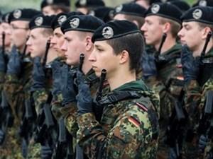 Đức phát hiện gần 90 đối tượng cực đoan trong quân đội