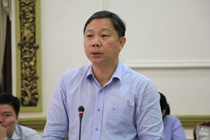 Giám đốc Sở Thông tin Truyền thông giữ chức Phó Chủ tịch UBND TP HCM