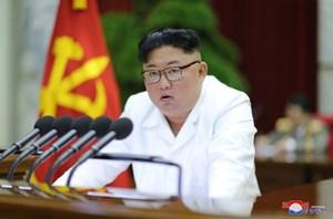 Ông Kim Jong-un triệu họp về an ninh quốc phòng giữa lúc căng thẳng với Mỹ